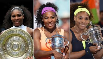 10 khoảnh khắc nổi bật trong sự nghiệp của Serena Williams