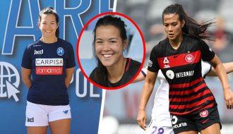 Alexandra Huỳnh nhân tố cuối cùng của bóng đá nữ Việt Nam