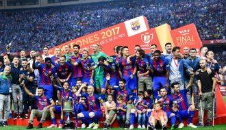 Bán kết cúp Nhà vua đã có kết quả bốc thăm các trận đấu