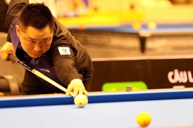 Bị cầm hòa, Mã Minh Cẩm mất suất dự CK chặng 6 PBA Team League