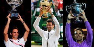 Bộ 3 Federer vs Nadal vs Djokovic: ai lợi hại nhất?