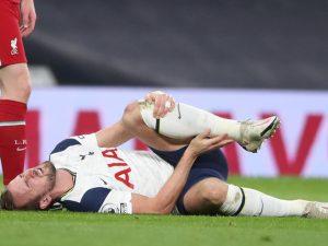 Chấn thương của Harry Kane phải nghỉ trong bao lâu?