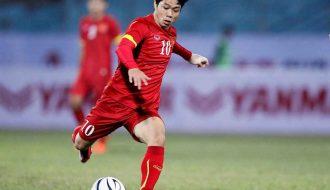 Công Phượng và sự nghiệp bóng đá của cầu thủ nổi tiếng Việt Nam này