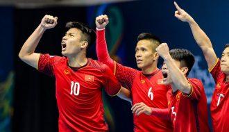 ĐT Futsal Việt Nam chuẩn bị sẵn sàng cho VCK châu Á 2021