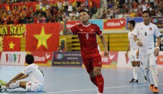 Giải Châu Á bị hủy, Futsal Việt Nam có cơ hội dự World Cup 2021