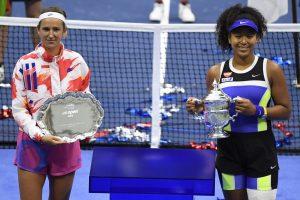 Hành trình giành 4 giải vô địch Grand Slam của Naomi Osaka