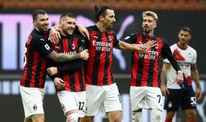 Ibrahimovic - Thần may mắn thay đổi vận mệnh Milan