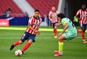 Luis Suarez người được mệnh danh là bá tước Monte Cristo của Atletico