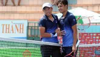 Lý Hoàng Nam Vô Địch Giải Đơn Nam Môn Tennis Tại VTF Masters 500