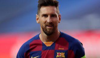Messi tỏa sáng giúp Barcelona vươn lên vị trí thứ 2 trên BXH