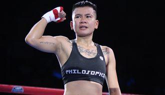 Nữ võ sĩ Thu Nhi: Từ cô gái bán vé số thành huyền thoại Boxing Việt Nam