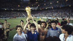 Paolo Rossi và hành trình 6 ngày để trở thành bất tử