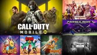 Thống kê những game được yêu thích nhất trên nền tảng iOS (P2)