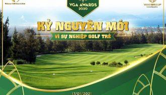 Tổ Chức VGA Awards 2020 Tôn Vinh Lĩnh Vực Golf Việt Nam