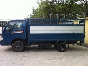xe tải chở hàng tại Đà Nẵng
