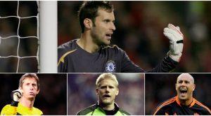 Top 5 thủ môn xuất sắc nhất Ngoại hạng Anh hiện nay