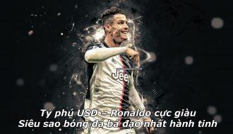 Tuổi thơ Ronaldo đã phải trải qua những gì?