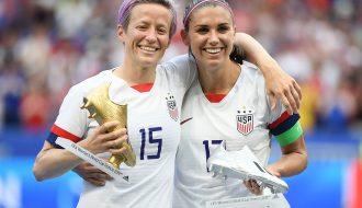Tuyển bóng đá nữ Mỹ thua kiện đòi trả tiền thưởng sau vô địch World Cup