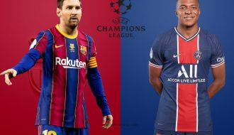 Vòng 1/8 Champions League: Barca gặp khó trước trận đại chiến PSG