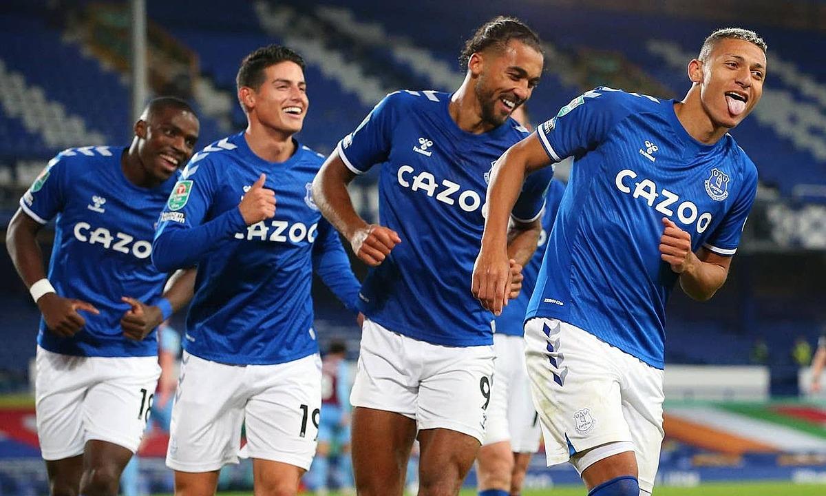 Vòng 23 Premier League: Man Utd để Everton cầm hòa đáng tiếc