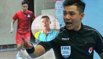 World Cup futsal 2021 có sự góp mặt của trọng tài người Việt Nam