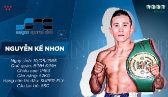 Nhà vô địch Muay Thái Việt Nguyễn Kế Nhơn sẽ thi đấu tại MMA?